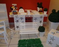 Aluguel Mesa Proven�al Mickey