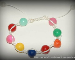 SHAMBALA CANDY COLORS - AJUST�VEL