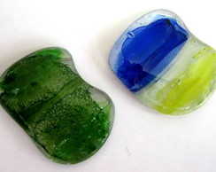 Pedras De Vidro- Mosaicos / Artesanatos