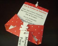Convite Fralda