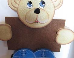Porta retrato ursinho