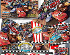 ARTES KIT FESTA INFANTIL CARROS DISNEY