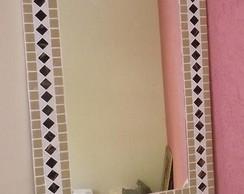 Espelho retangular