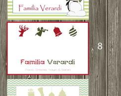 Cart�o Social Duplo Natal