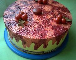 Cobre bolo - pronta entrega