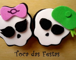 Ponteiras de l�pis da Monster High