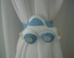 (PR 0001) Prendedor de cortina carrinho