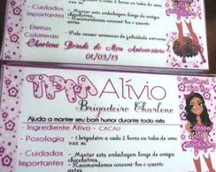 Caixa Tpm Alivio Brigadeiro