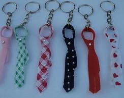 Chaveiro mini Gravatas