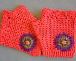 Luvas Sem Dedos - Fingerless Gloves