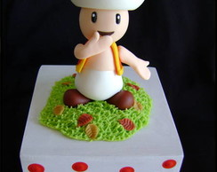 Personagem - Toad box