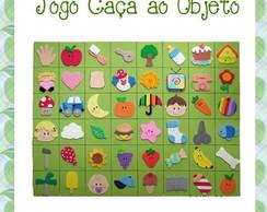 MOLDE JOGO CA�A AO OBJETO - EVA