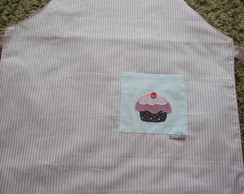 Avental Cup Cake