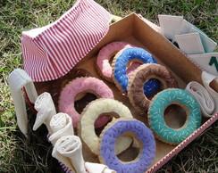 Caixa de donuts