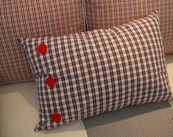 (ALO 0027) Almofada decorativa