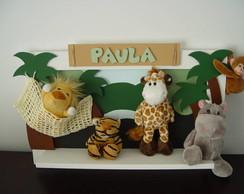 (MA 0116) Quadro maternidade zoo