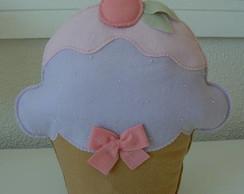 (ALA 0023) Peso de porta cup cake