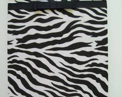Bloco Brochura Zebra