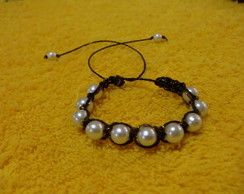 Pulseira P�rola do Mar