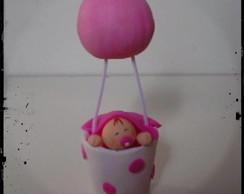 Beb� no bal�o - Lembran�a