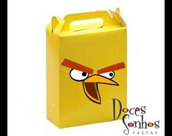 Caixinhas para lembrancinhas angry birds