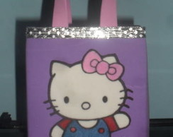 Sacolinha Surpresa Hello Kitty EVA
