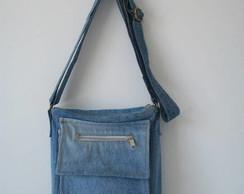 Bolsa Jeans Tiracolo 33