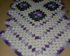 Caminho de mesa croch�