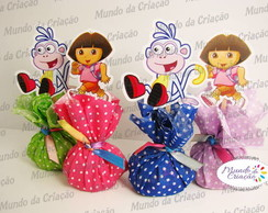 Trouxinha de Chocolate Dora e Botas
