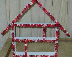 Casinha porta-miniaturas