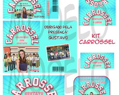 Kit Digital Carrossel