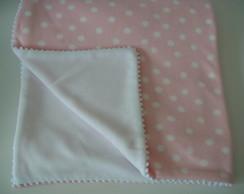 (MTA 0011c) Manta micro soft po� rosa