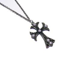 Colares Crucifixo Gothic