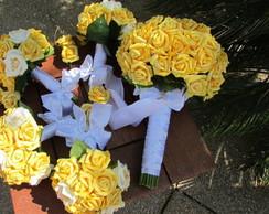 Bouquet Di Taranto IV minis & lapelas