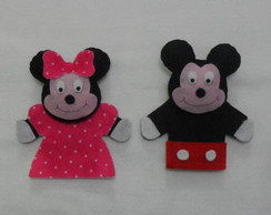 Dedoche - Mickey e Minnie