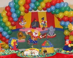 Decora��o Circo
