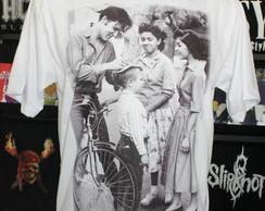 Camiseta Elvis Branca