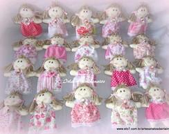 Lembrancinha boneca de pano