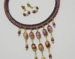 Colar D'Arabia Dourado