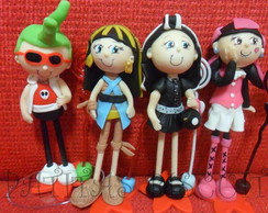 TURMA MONSTER HIGH