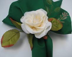Porta - guardanapo Rosa Nude