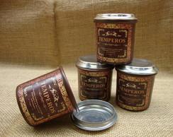 "Kit Condimentos Exclusivo ""Vintage"""