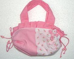 Bolsa Infantil com toalha