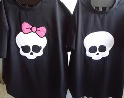 Camiseta Festa Monster High