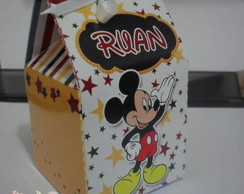 Caixinha De Leite (ou milk) Mickey