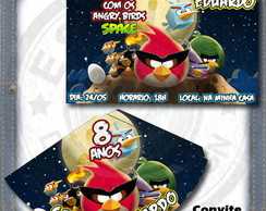 ARTES KIT FESTA ANGRY BIRDS SPACE