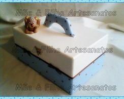 Farm�cia Urso Marrom e Azul