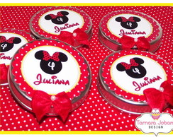 Latinha Min To Be Minnie