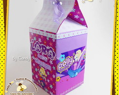 Caixa Milk Polly Pocket