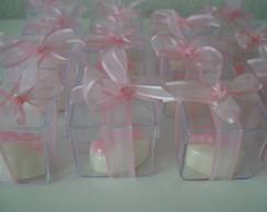 (LC 0185) Caixinha de acr�lico baby